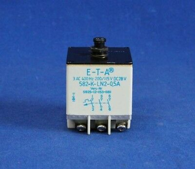 AUTOMATIC FUSE 3x0,5A / 3409