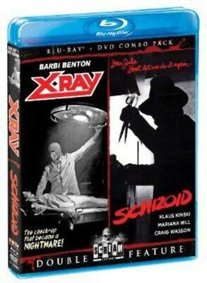 X-Ray/Schizoid [2 Discs] [Blu-ray/DVD] (Blu-ray Used Like New)