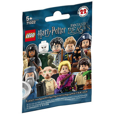 LEGO Harry Potter / Fantastic Beasts Minifigures 71022 - CHOOSE YOUR MINIFIGURE
