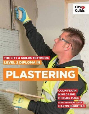 Level 2 Diploma in Plastering City  Guilds Textbook