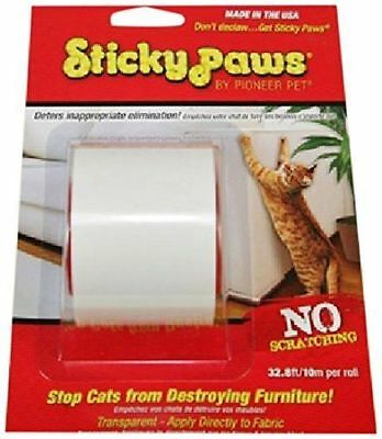 Pioneer Pet Sticky Paws Scratch Control Roll Tape