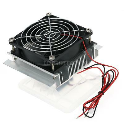 12V 5A DIY Refrigeration Semiconductor Cooler System Cooling Fan Equipment Z1R5