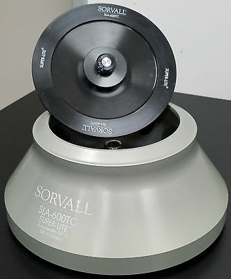 Warranty Thermo Sorvall RC5 RC26 SLA-600TC Super-Lite Autoclaveable Rotor e1