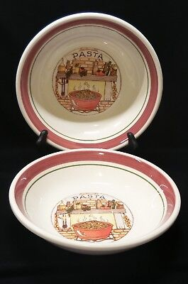 TRE CI MADE In Italy Pasta Serving Bowl 13 inches - $18.00 | PicClick
