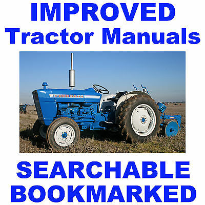 ford 3000 series tractor service parts catalog owners manual 5 rh picclick com 1975 Ford 3000 Diesel Tractor Ford 3000 Tractor Specifications