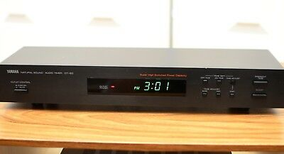 Yamaha DT-60 Digital Audio Timer, with voltage switch