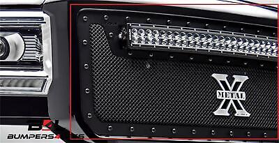 T-Rex 6312111-BR Torch LED Light Grille for 2015-2019 GMC Sierra 2500/3500 HD