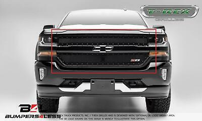 T-Rex 6711241-BR X-Metal Mesh Grille Assembly for 2016-2019 Chevy Silverado 1500