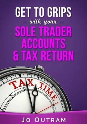 Get to Grips with Your Sole Trader Accounts and Tax Return