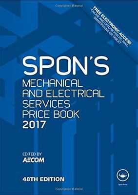 Spons Mechanical and Electrical Services Price Book 2017 Spons Price Books