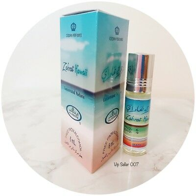 Zahrat Hawaii By Al-Rehab Concentrated Perfume Oil 6ml Roll-on For Sale USA!