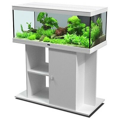Aquarium and Stand Sets Freshwater White Energy Efficient Lighting and Heating