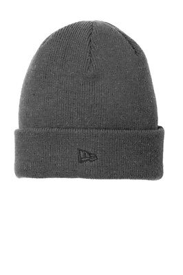 9f9c09918ef NEW ERA SPECKLED Beanie   Graphite Black    NE905   100% Original ...