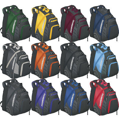 DeMarini Voodoo Rebirth Backpack Baseball Bag Softball Bat Pack