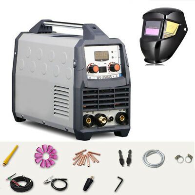 Techtongda 2 in 1 TIG/MMA Welding Machine 200A Inverter DC Welder 220V