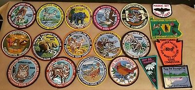 14 PATCHES WORKING Together For Wildlife Pennsylvania Game Commission 5  Others