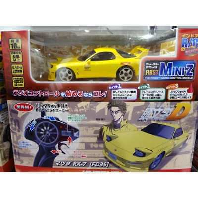 Initial D Mazda RX 7 FD 3 S Keisuke Takahashi radio controlled car from Japan