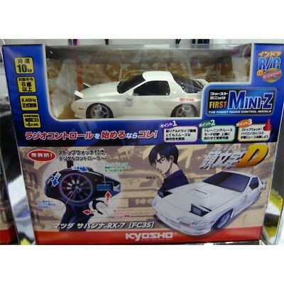 Initial D Mazda Savanna RX 7 FC3S Ryosuke Takahashi radio control car From Japan
