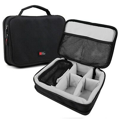 (Grey) - Protective EVA Action Camera Case (in Grey) for the Victure AC200 /