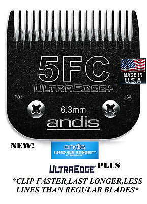 Andis Ultraedge + Egt Plus 5FC 5F Hoja para Oster A5 A6,Most Wahl,Laube Alicates