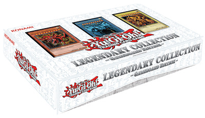 YU-GI-OH! TCG Legendary Collection Game board Edition