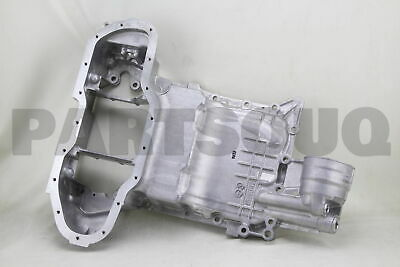 1210131101 Genuine Toyota PAN SUB-ASSY, OIL 12101-31101