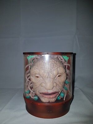 """Doctor Dr Who The Face Of Boe Deluxe Action Figure With Moving Mouth 5"""" Range"""