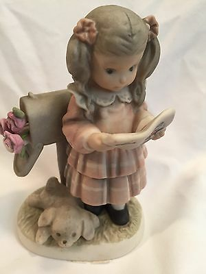 "1998 Hallmark Figurine-""Signed, Sealed And Delivered With Love"""