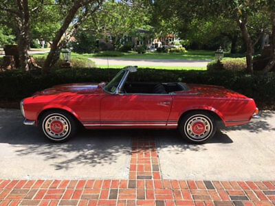 Mercedes-Benz 250SL  1967 MERCEDES BENZ 250SL ROADSTER RARE TIMELESS CLASSIC GREAT CONDITION IN&OUT