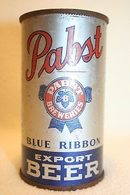 Pabst  Export Beer 12 oz OI IRTP flat top- Pabst Brewing Company, Milwaukee, WI.
