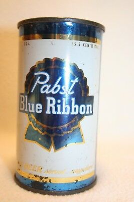 Pabst Beer 12 oz. flat top - Pabst Brewing Company, Milwaukee, WI.