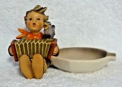 Goebel W.Germany Hummel Ashtray Let's Sing #114 TMK3