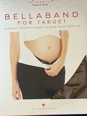 NWT Isabel Maternity Ingrid & Isabel Maternity Bellaband Support Belt L / XL