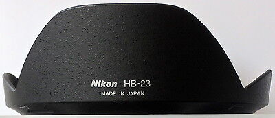 Nikon HB-23 Hood for AFS ED17-35/AFS DX 12-24G/AF18-35,AFS 10-24mm n 16-35mm