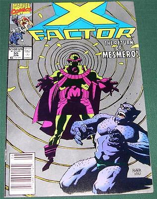 X-Factor # 55 (Marvel Comics, 1990)  Fine