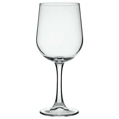 Pasabahce Casual Wine Glass 370ml. Shipping Included