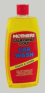 Mothers 05600 California Gold Car Wash - 16 Oz