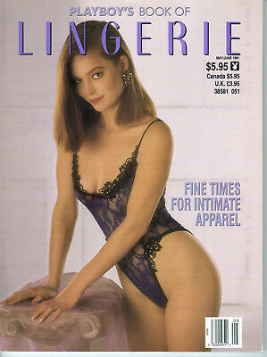 Playboy's Book of Lingerie - May-June 1991 - Newsstand Special