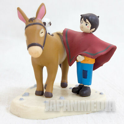 3000 Leagues in search of Mother Diorama Figure Marco on the Prairie JAPAN ANIME