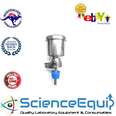 Vacuum Filtration Assembly Holder Laboratory, Suction 47mm, stainless steel