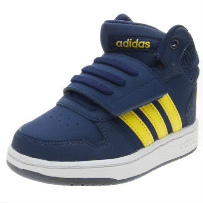 separation shoes 36f22 3c85b Scarpe Adidas Hoops Mid 2.0 I B75947 Blu