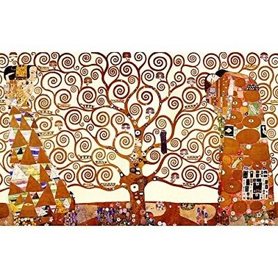 """(90""""x144"""", Tree of Life) - Wall26 - Large Wall Mural - Classic Painting - The"""