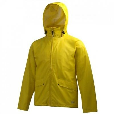(Yellow, Age 12) - Helly Hansen Junior Voss Jacket. Free Shipping