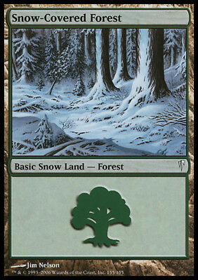 Choose your FOIL & Snow-Covered MTG Magic the Gathering Land Cards Part 2