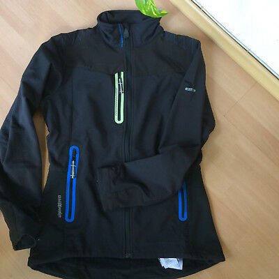 innovative design bacec c69ab SALEWA DAMEN SOFTSHELLJACKE Gr L Jacke Outdoorjacke