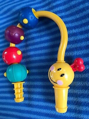Baby Einstein Discover Exersaucer  Spinning Beads Arch Toy Replacement Part
