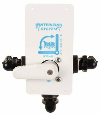 JR Products DVW-1-A  Fresh Water By-Pass Valve