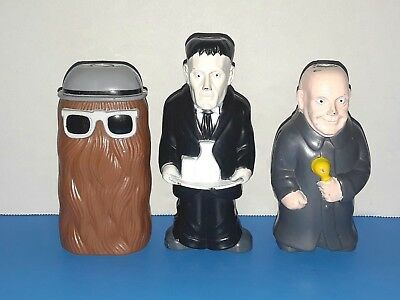 The Addams Family Cereal Cousin It Fester Lurch Figure Flashlight Vintage lot