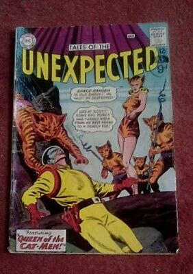 Tales of the unexpected #80