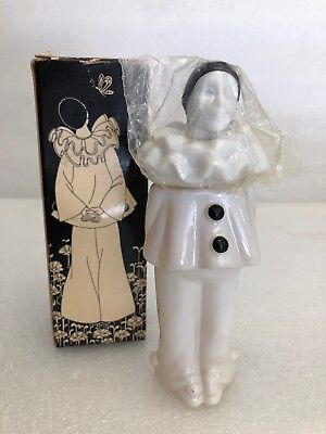 Avon Vintage Occur Cologne Splash 1.75 Ounce  Pierrot Decanter New in the Box😊